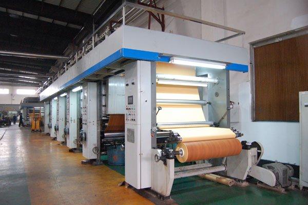 Printing-plant