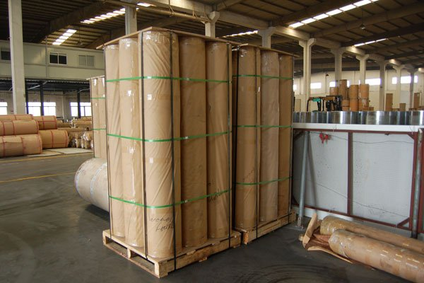 Vertical-packing