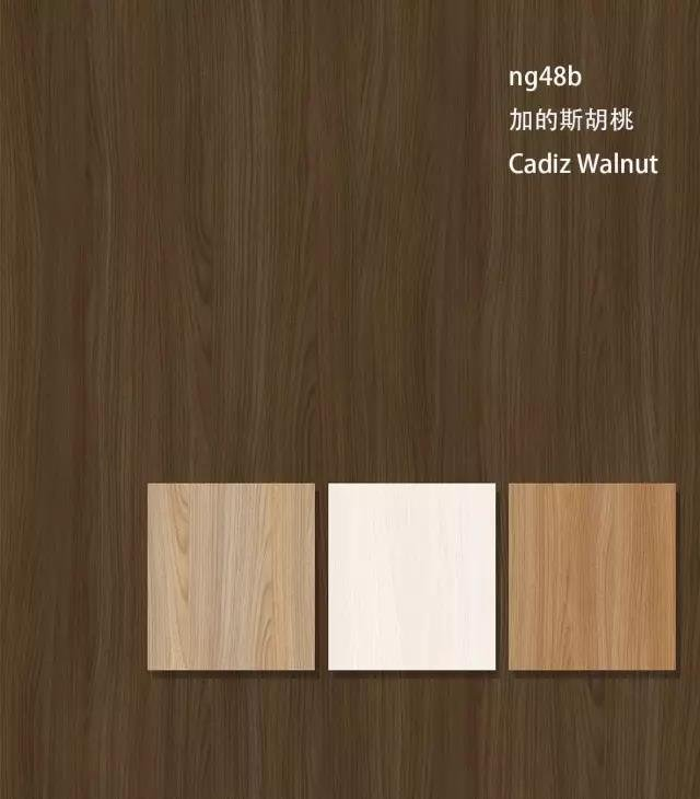 ng48b(Cadiz Walnut) idecor decor paper walnut 4ft