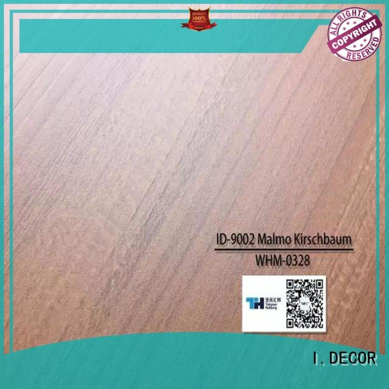 OEM resin impregnated paper id1108 bianco textile PU coated paper