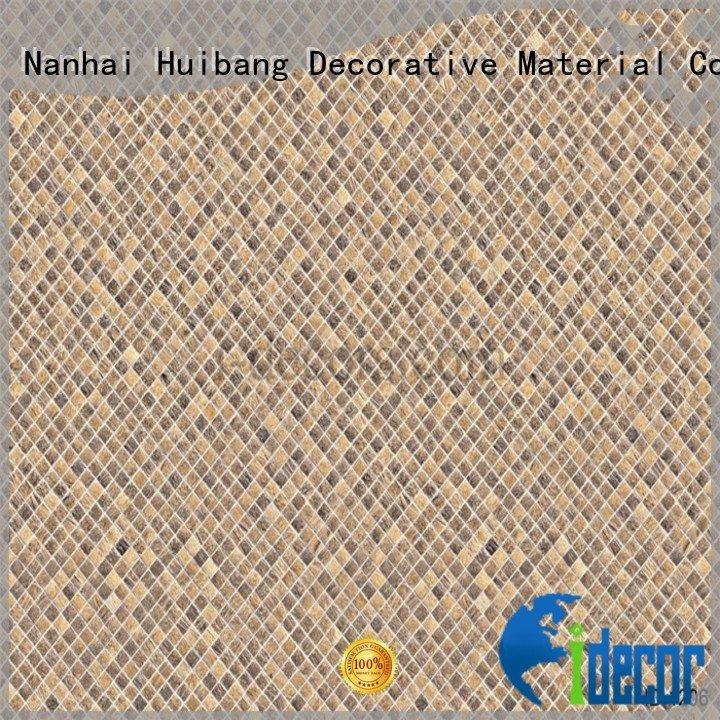 I.DECOR Decorative Material id1210 id1206 ink original design imported