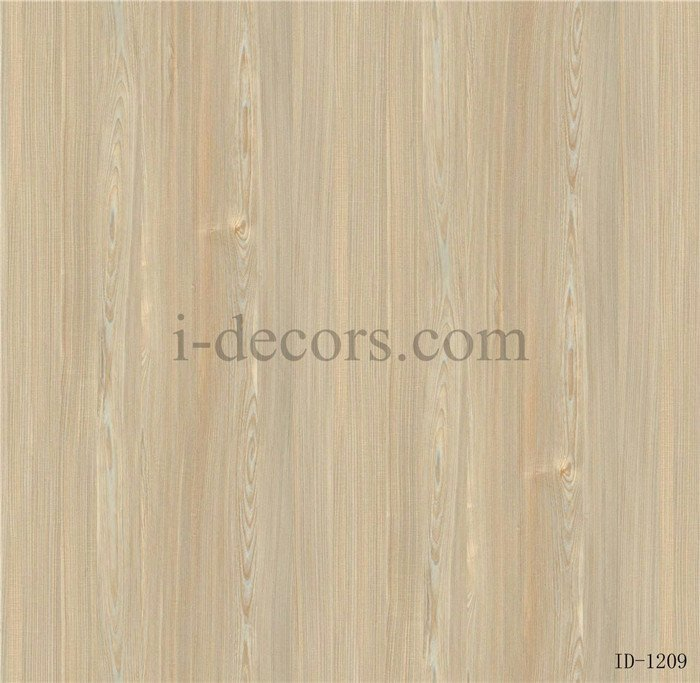 ID1209 decor paper 4 feet with imported ink