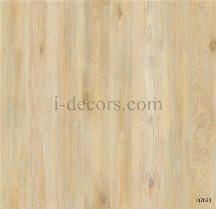 ID7023 Oak decor paper 4 feet with imported ink