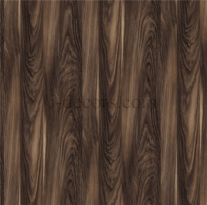 ID1001 walnut decor paper 4 feet with imported ink