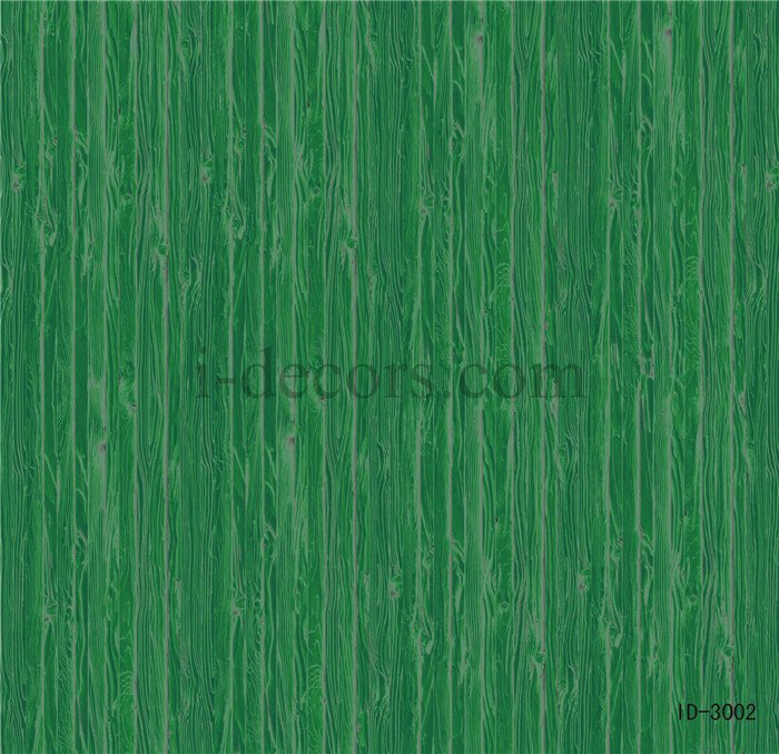 ID3002-2 Pine decor paper 4 feet with imported ink
