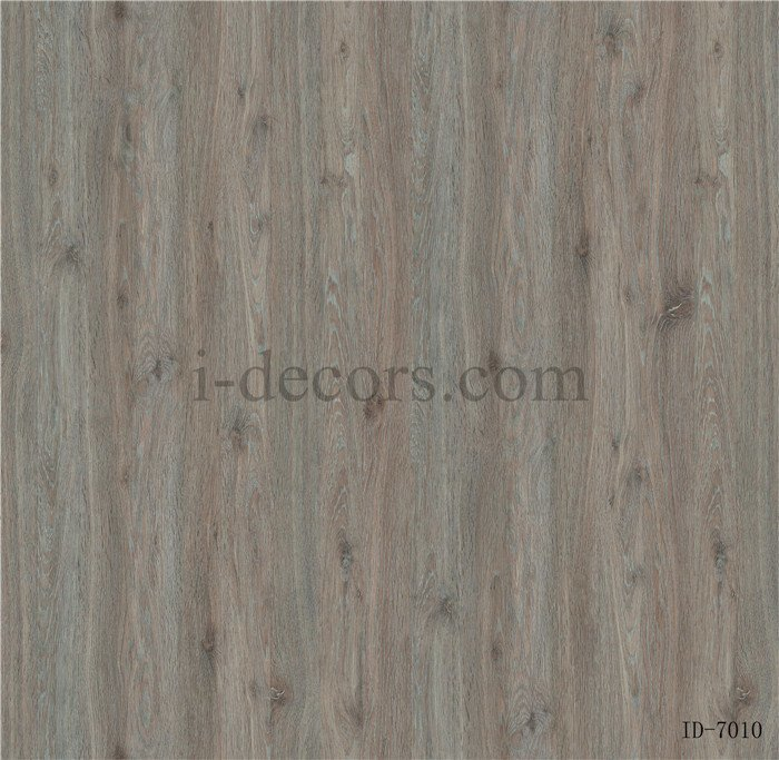 ID7010 Oak decor paper 4 feet with imported ink