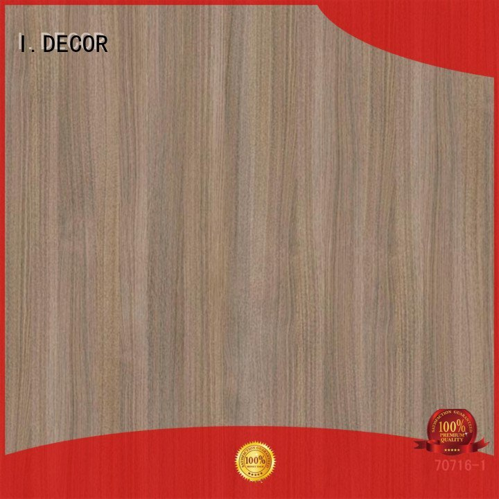 wall decoration with paper teak decor paper paper I.DECOR
