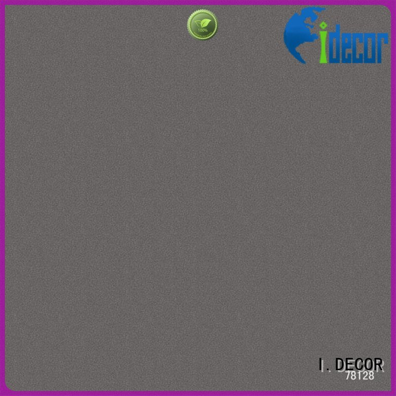 I.DECOR Brand melamine available concrete decor paper feet