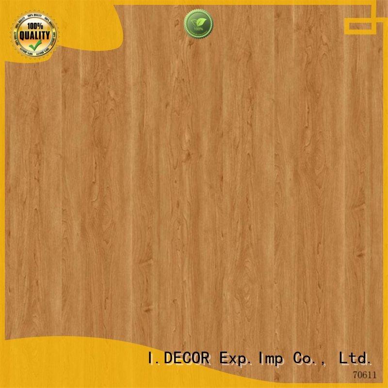 I.DECOR Brand oak 2090mm decor paper line factory
