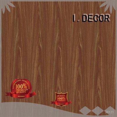 I.DECOR Brand cherry printing decor paper concrete 2090mm