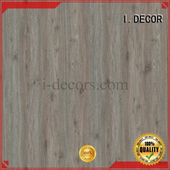 decorative paper sheets oak laminate melamine I.DECOR Brand