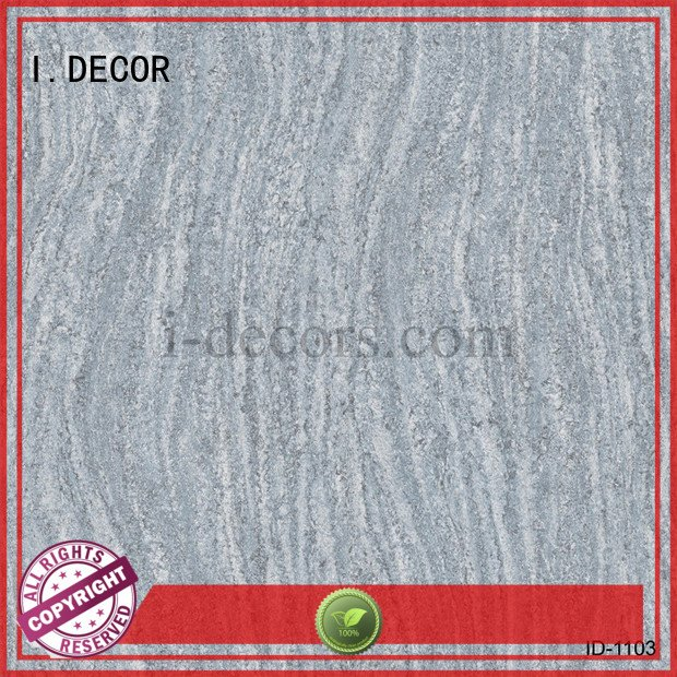 original design decor feet marble laminate paper I.DECOR Brand