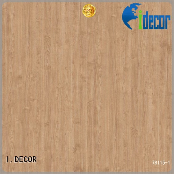 wall decoration with paper ash cherry width line