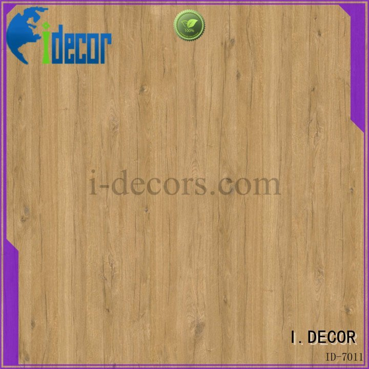 I.DECOR Brand paper imported decorative paper sheets walnut oak