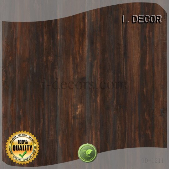 Quality decorative paper sheets I.DECOR Brand feet laminate melamine