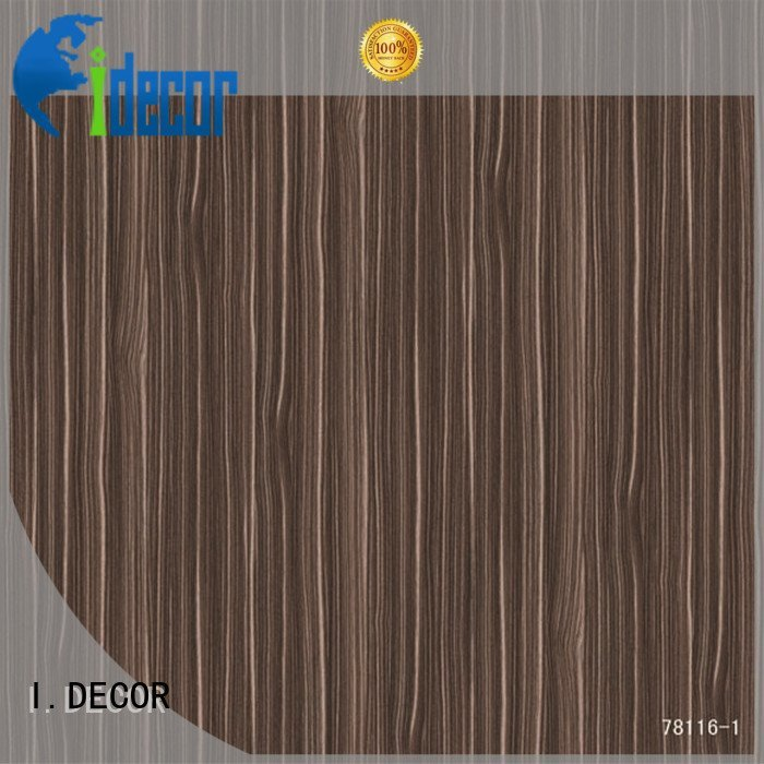 Custom 7ft decor paper walnut wall decoration with paper