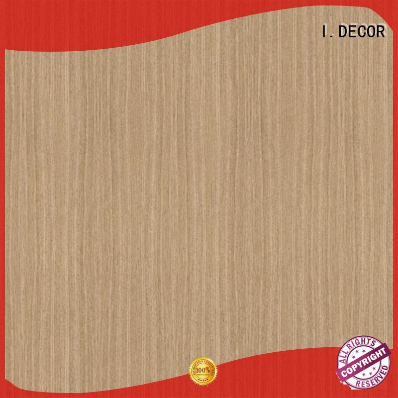 wall decoration with paper paper concrete walnut melamine