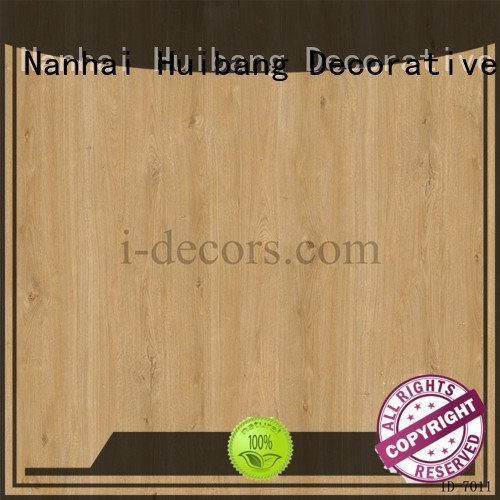 I.DECOR Decorative Material id1007 laminate melamine id1006 walnut