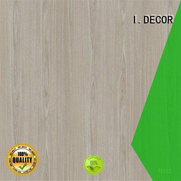 decor paper wall decoration with paper walnut decor paper I.DECOR Brand