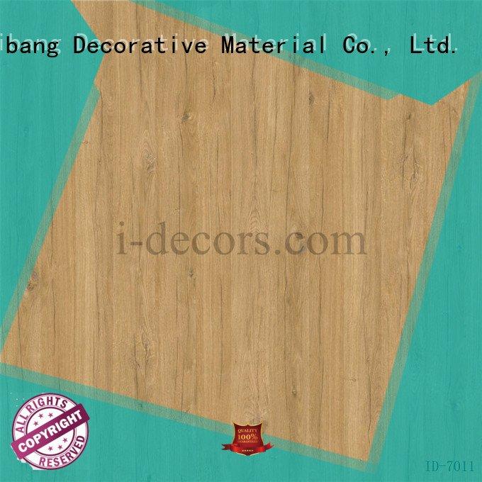 oak laminate melamine paper id7015 I.DECOR Decorative Material