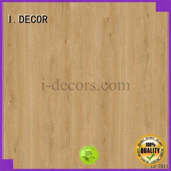 I.DECOR Brand feet paper walnut laminate melamine oak