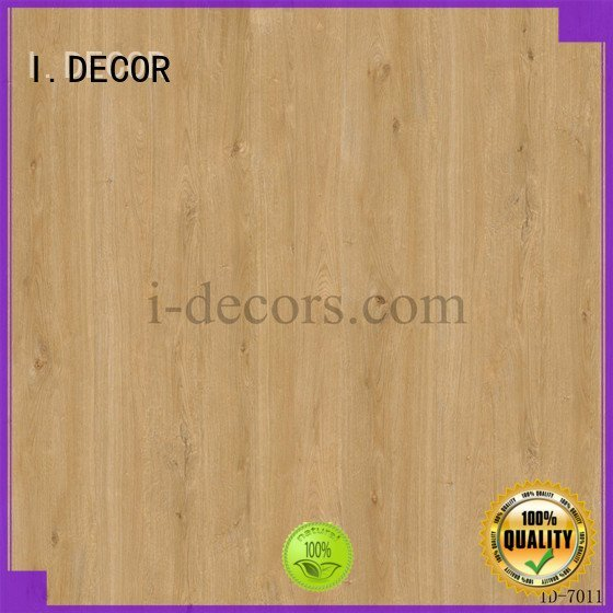 I.DECOR Brand feet paper walnut laminate melamine oak