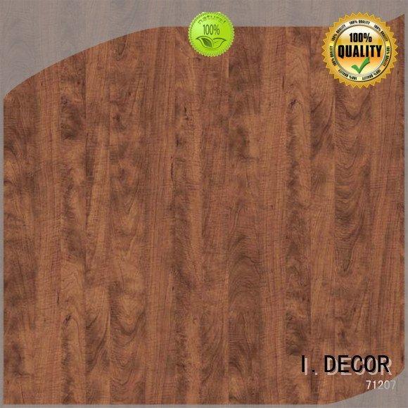 I.DECOR Brand line paper decor paper printing teak