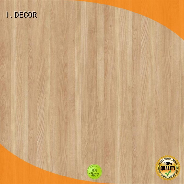 wall decoration with paper teak I.DECOR Brand decor paper