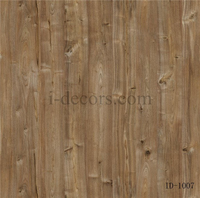 Walnut Grain Decorative Paper ID1007