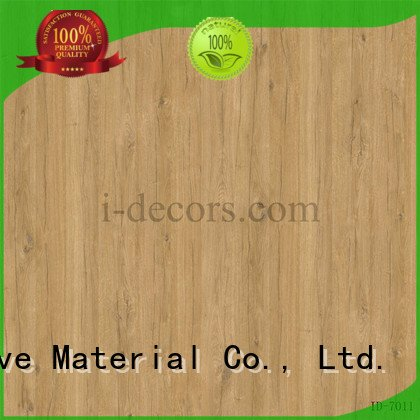 wood wall covering decorative id7023 OEM fine decorative paper I.DECOR Decorative Material