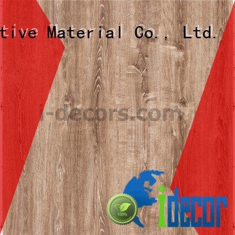 Wholesale 90316 30502 flooring paper I.DECOR Decorative Material Brand