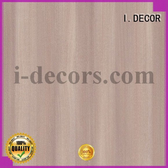 I.DECOR Brand hb40525 faced 41138 melamine decorative paper
