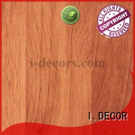 Quality I.DECOR Brand decorative melamine sale