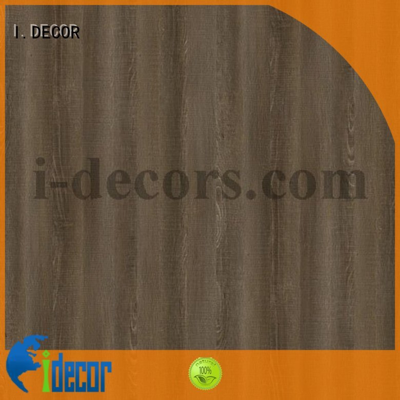 wood wardrobe mdf OEM melamine decorative paper I.DECOR
