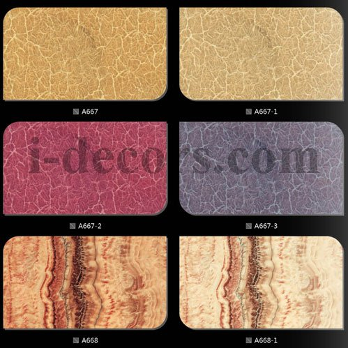 embossed paper Stone Texture Finish Foil Paper information