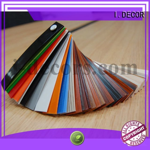 PVC edge banding edge I.DECOR Brand
