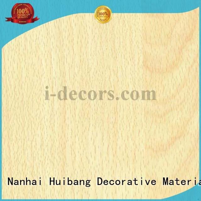 wood laminate sheets paper wood foil paper 40802 I.DECOR Decorative Material