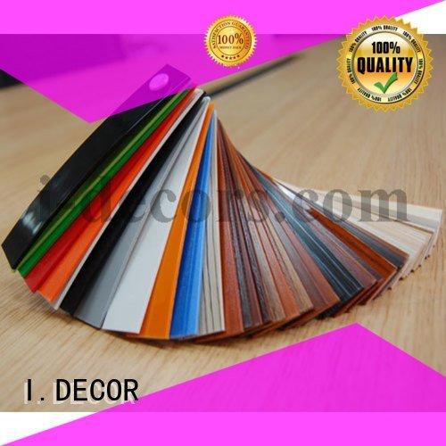OEM PVC edge banding edge banding customized furniture edge