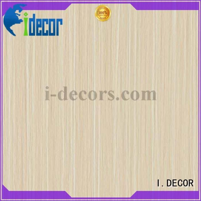 Quality furniture laminate sheets I.DECOR Brand decorative melamine sale