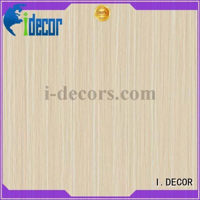 Quality furniture laminate sheets I.DECOR Brand decorative melamine sale