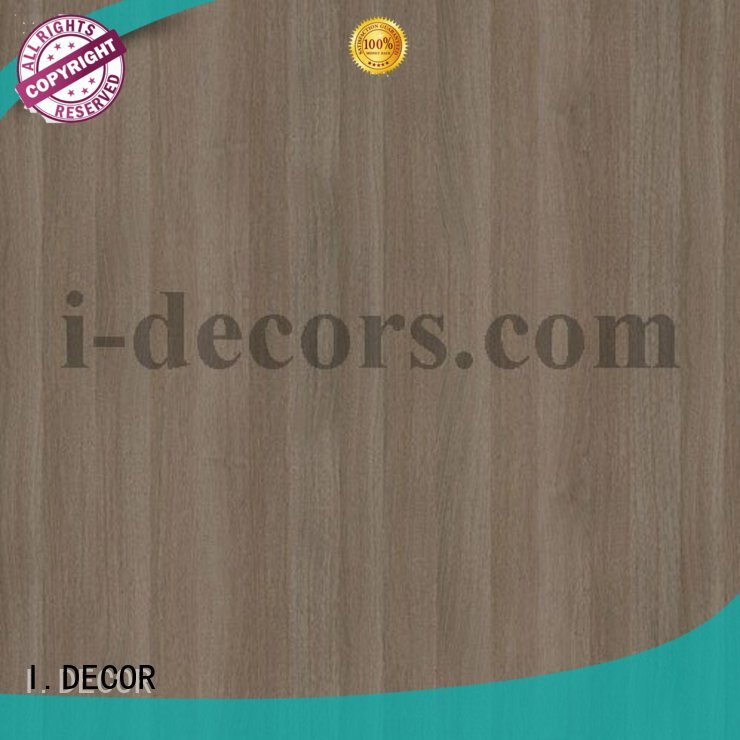 brown craft paper melamien faced melamine decorative paper I.DECOR Brand