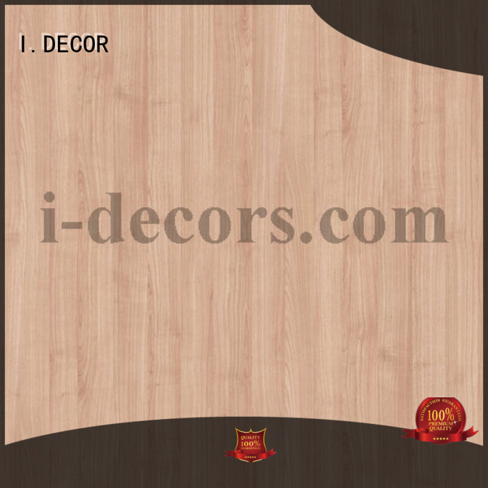 I.DECOR Brand melamien brown craft paper particleboard supplier