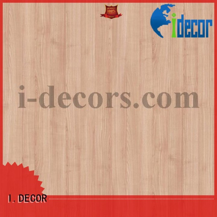 melamien mdf OEM melamine decorative paper I.DECOR