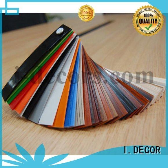 I.DECOR customized furniture edge idecor