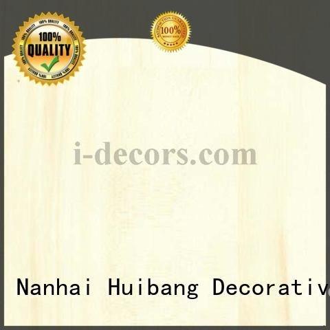 PU coated paper decorative 40604 wood grain paper I.DECOR Decorative Material Warranty