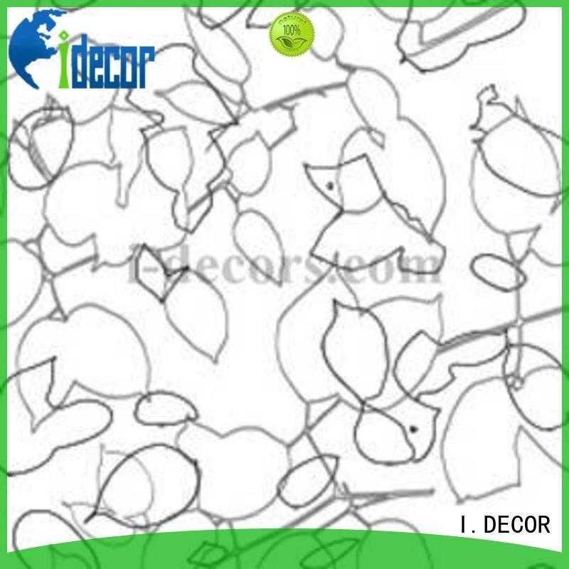 paper art white 41147 melamine impregnated paper I.DECOR Brand
