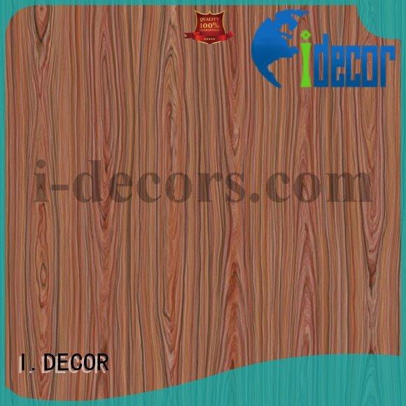 I.DECOR branch 40401 grain melamine sheets suppliers paper