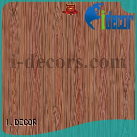 I.DECOR branch 40401 grain melamine sheets suppliers paper