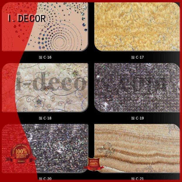 gold foil paper grain finish foil paper I.DECOR