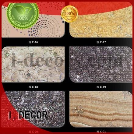melamine foil finish finish I.DECOR Brand finish foil paper